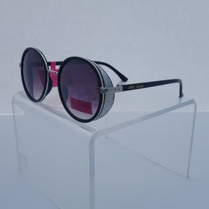 Betsey Johnson Sunglasses with Blinders